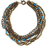 Giles & Brother Glass Bead Multistrand Necklace