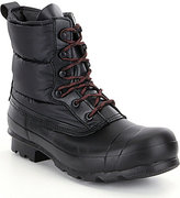Hunter Men's Quilted Waterproof Lace-Up Boots