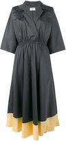 Maryam Nassir Zadeh patch pocket dress - women - Cotton/Linen/Flax/Spandex/Elastane/Wool - 2