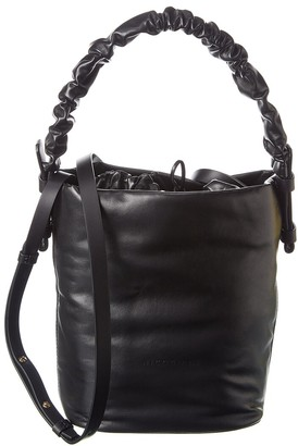 Nico Giani Adenia Large Soft Leather Bucket Bag