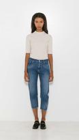 MM6 MAISON MARGIELA Boy Fit Pocket Jeans