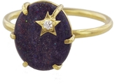 Andrea Fohrman Opal Mini Diamond Star Ring