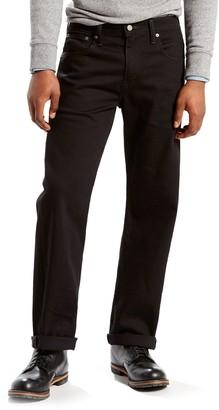 Levi's Men's 569 Stretch Loose-Fit Straight-Leg Jeans