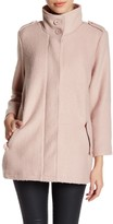 Cupcakes And Cashmere Front Button Long Sleeve Jacket