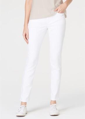 J. Jill J.Jill Authentic Fit Slim Leg Jeans