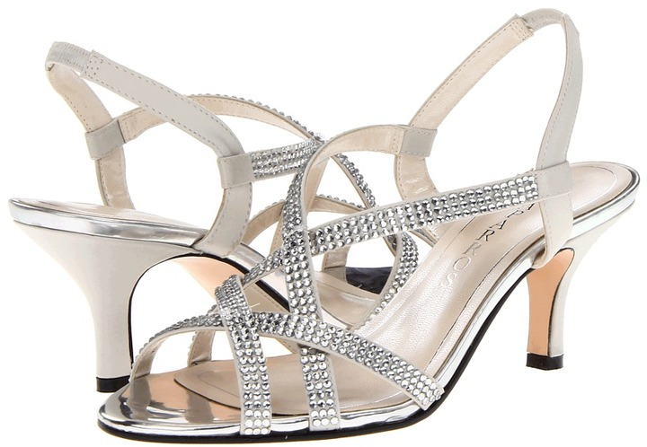 Caparros Esther (Pale Silver) - Footwear