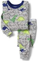Gap Navy dinosaur sleep set