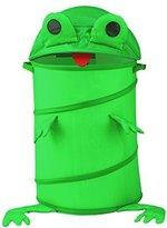 Redmon Pop Up Hamper Bongo Bag, Frog by
