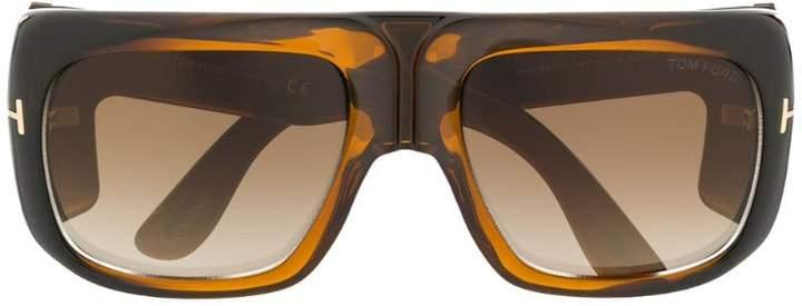 faab0e0d650a Tom Ford Brown Men's Eyewear - ShopStyle