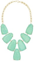 Kendra Scott Harlow Statement Necklace in Amazonite