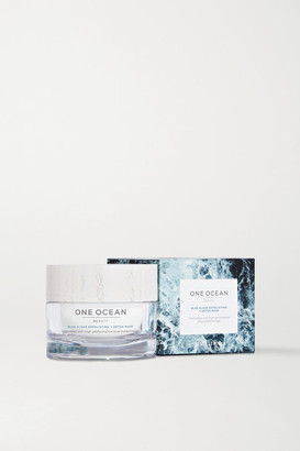 ONE OCEAN BEAUTY Blue Algae Exfoliating Detox Mask, 50ml