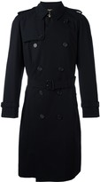Burberry The Westminster Extra-long Trench Coat