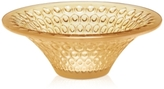 Lalique Rayon Gold Bowl