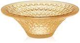 Lalique Rayon Gold Bowl