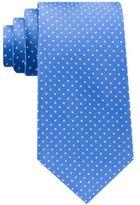 Club Room Men's Repp Dot Silk Tie, Created for Macy's