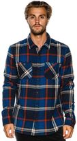 Reef Ice Dip Ii Ls Flannel