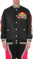Ktz Pinball Shell Varsity Jacket