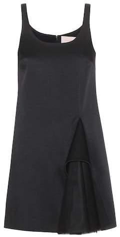 Christopher Kane Satin dress