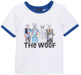 Andy & Evan The Woof Tee (Toddler & Little Boys)