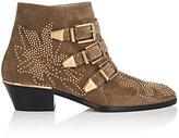 Chloé Women's Susanna Suede Ankle Boots