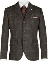 Gibson Green Tweed Jacket