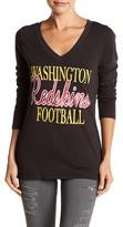 Junk Food Clothing Redskins Long Sleeve Tee
