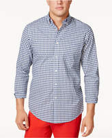 Club Room Men's Gingham Shirt, Only at Macy's