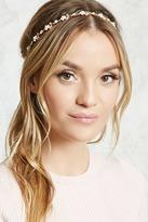 Forever 21 FOREVER 21+ Floral Charm Headband
