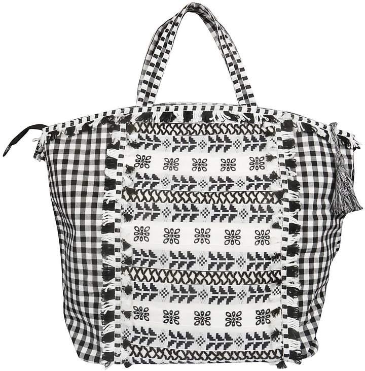 34687f5fcf Zip Beach Bag - ShopStyle UK