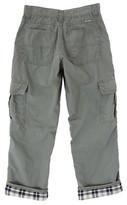 Wrangler Originals Flannel Lined Ripstop Cargo Pant Olive 6