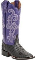 Lucchese Women's Since 1883 M4943 W Toe Cowboy Boot