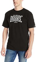 Crooks & Castles Mens The Most Infamous Short-Sleeve Shirt