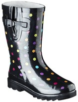 Girls' Molly Rain Boot - Black