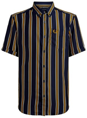 Fred Perry Striped Shirt