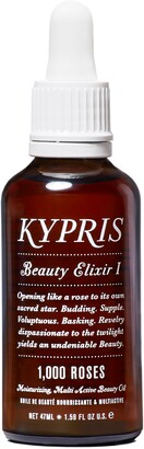 Kypris Beauty Elixir I: 1000 Roses Moisturizing Face Oil