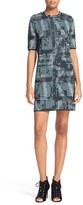 M Missoni Women's Metallic Openwork Shift Dress
