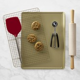 Williams-Sonoma Williams Sonoma GoldtouchTM; Nonstick Ultimate Cookie 5-Piece Baking Set