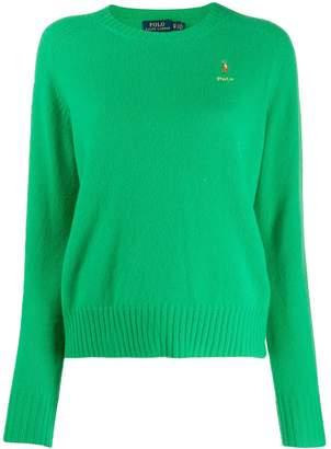 Polo Ralph Lauren long-sleeve wool jumper