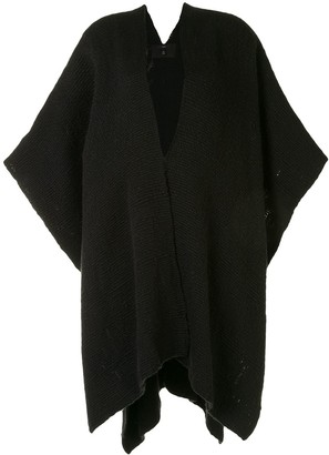 Voz short Flamme Duster cardigan