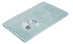 HUGO BOSS Cotton guest towel with embroidery