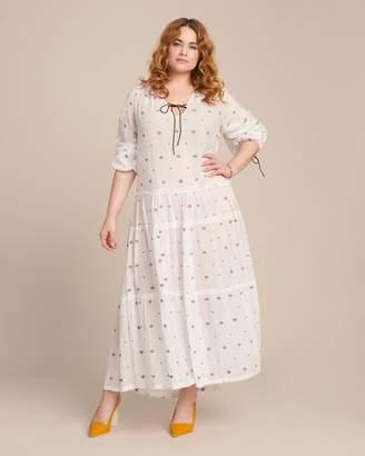 Anaak Fay Pintuck Dress