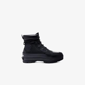 Converse X AMBUSH black CTAS Duck Boots