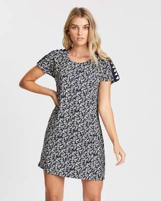 Volcom Little Ditsy Mini Dress
