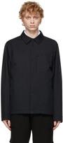 Thumbnail for your product : Ermenegildo Zegna Navy #UseTheExisting Microtene Shirt Jacket