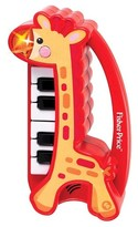 Fisher-Price My First Real Piano Toy - Red