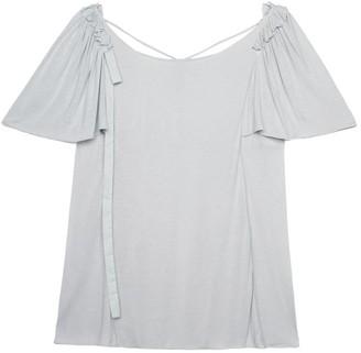 Pink Label Gabrielle Short Sleeve Top