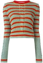Philosophy Di Lorenzo Serafini striped jumper