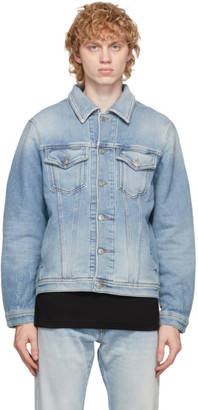 Diesel Blue Denim Trucker Jacket