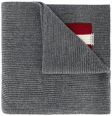 Bally knitted scarf