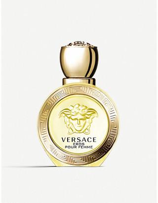 Versace Eros pour femme eau de toilette 50ml, Women's, Size: 50ml